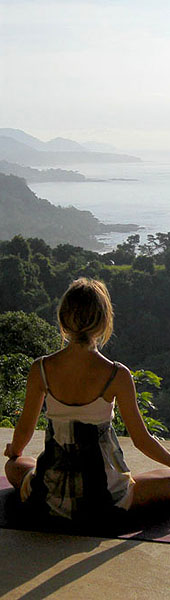 Yoga or Meditation at Anamaya in Montezuma