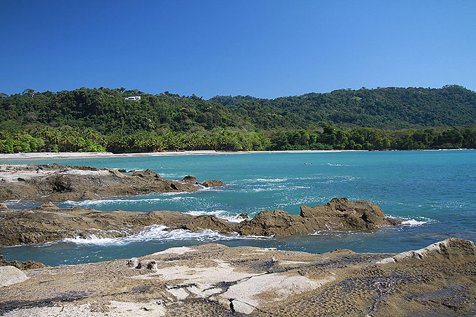 Beaches of Malpais, Costa Rica